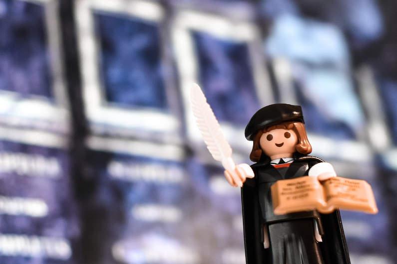 Reformationen och den andliga kampen
