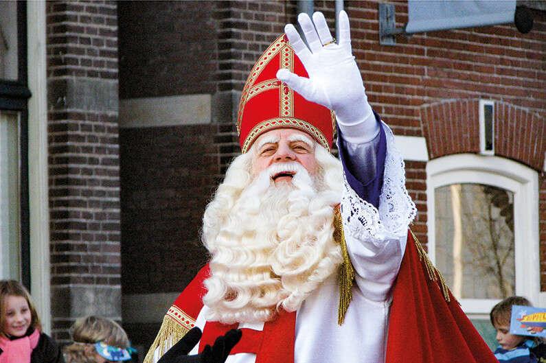 Biskopen som blev tomte