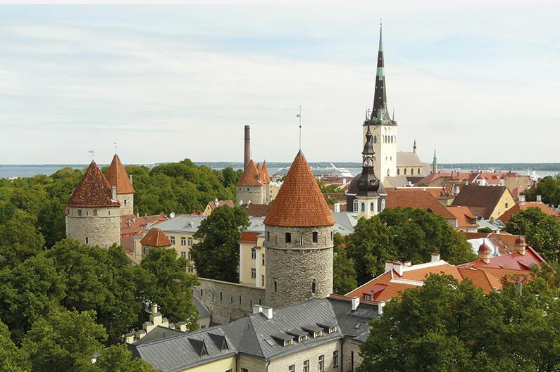 En vintersaga från Estland
