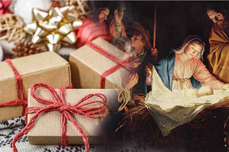 Julen – fortfarande Kristi högtid
