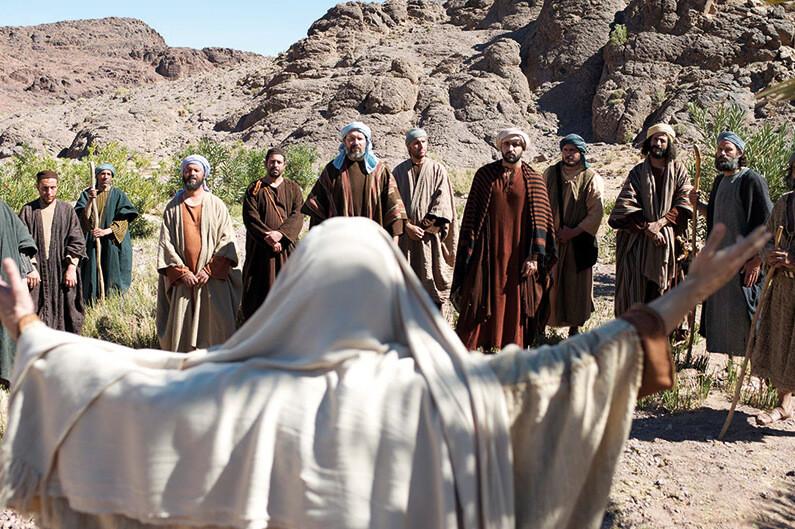 Kvinnan och ämbetet  i Nya testamentet