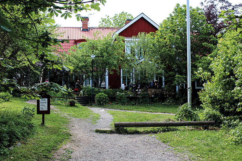 Alsike kloster – en plats för bön, arbete och vila