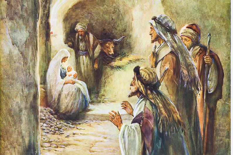 Advent: Jesus kommer