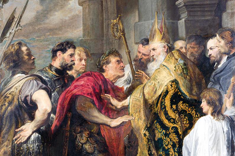 Kampen mellan kyrka och stat
