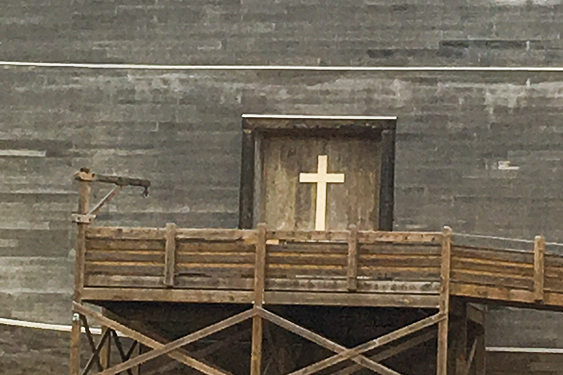 Arken i Kentucky och frälsningen