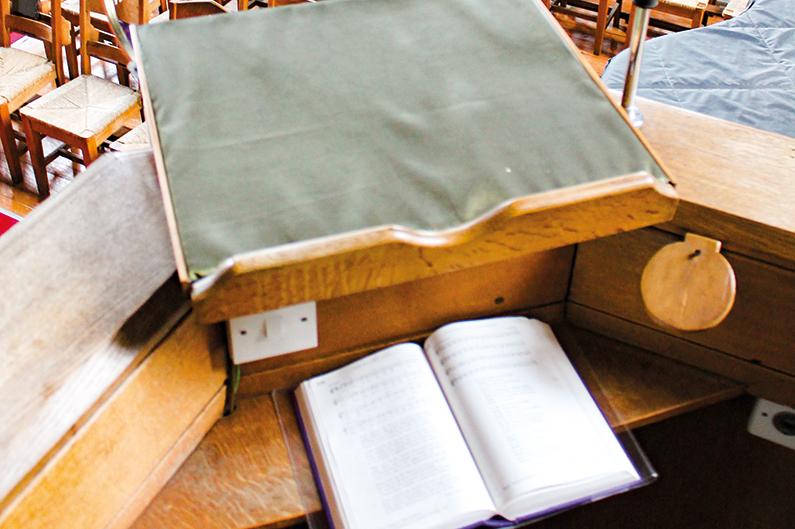 Kyrkogemenskap och kyrkorätt
