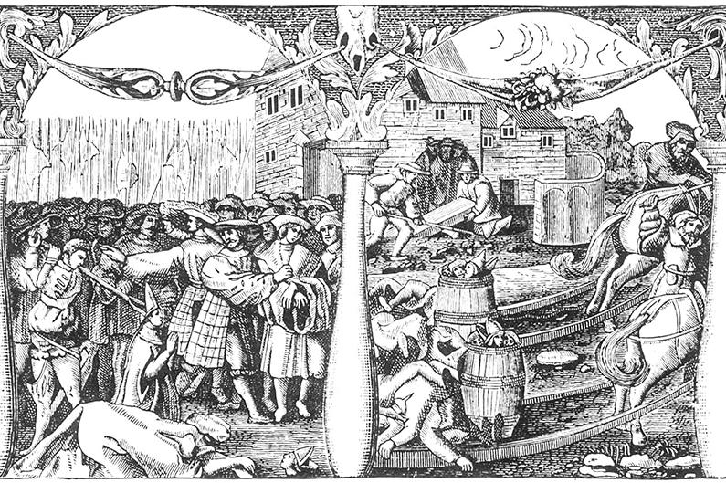 Stockholms blodbad banade väg för reformationen