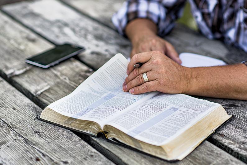 Guds ord är verksamt i er som tror