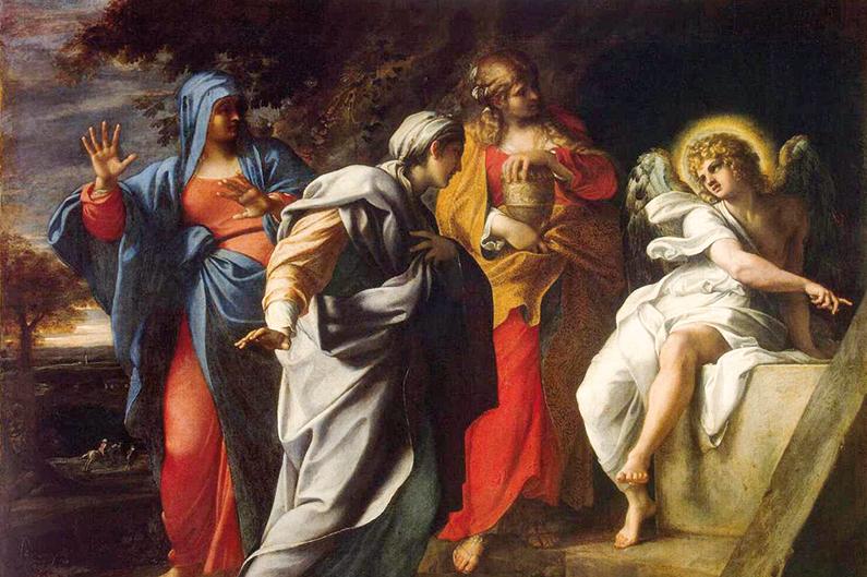 Kristus är uppstånden! 5