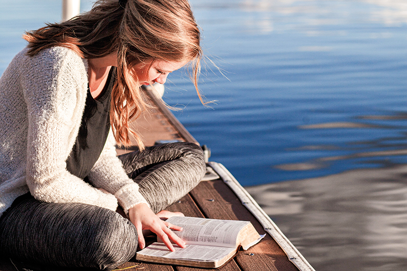 Välsignelsen av att lära Guds ord utantill